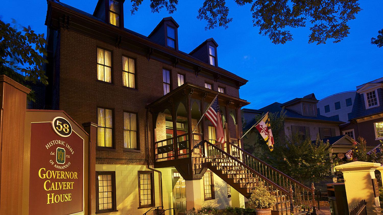 historic inns of annapolis in annapolis, maryland | iloveinns