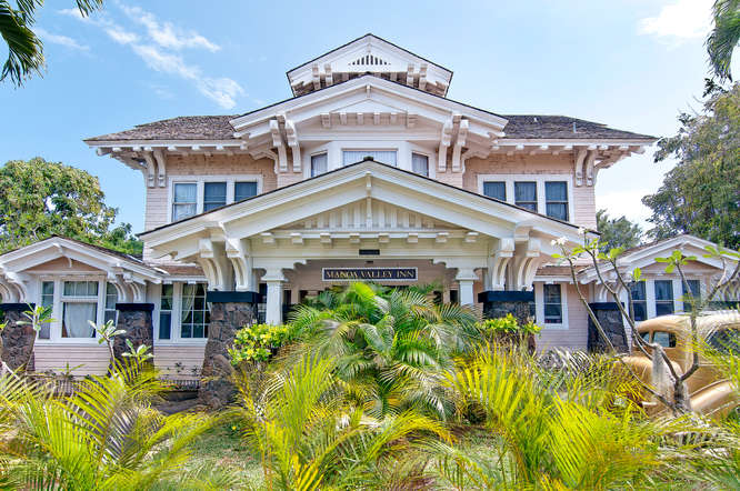 Bed And Breakfast Manoa