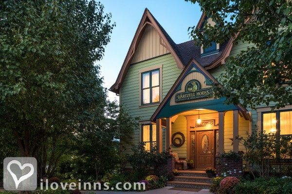 Hartzell House Bed and Breakfast Gallery