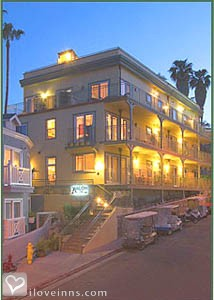 Avalon Hotel on Catalina Island Gallery
