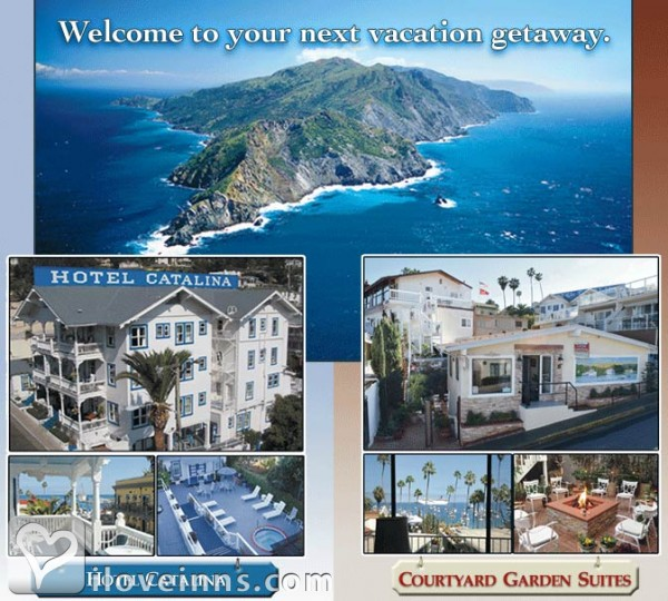 hotel catalina suites: