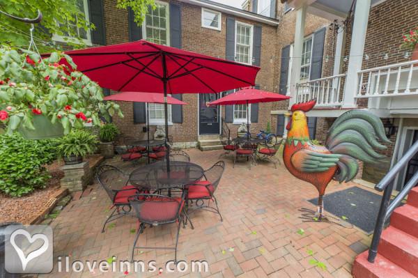 Bourbon Manor Bed And Breakfast Inn In Bardstown  Kentucky