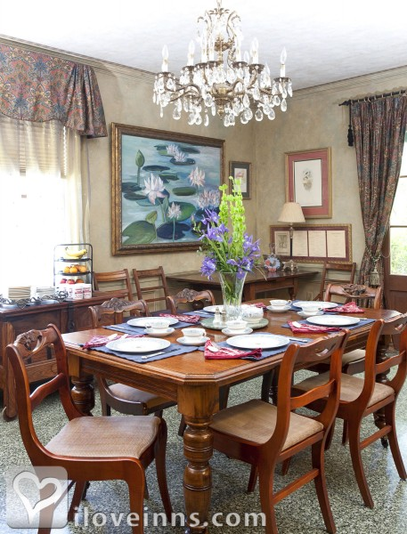 The Stockade Bed And Breakfast In Baton Rouge, Louisiana