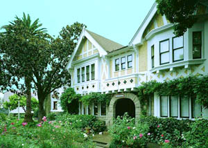 Rose Garden Inn in Berkeley California iLoveInnscom