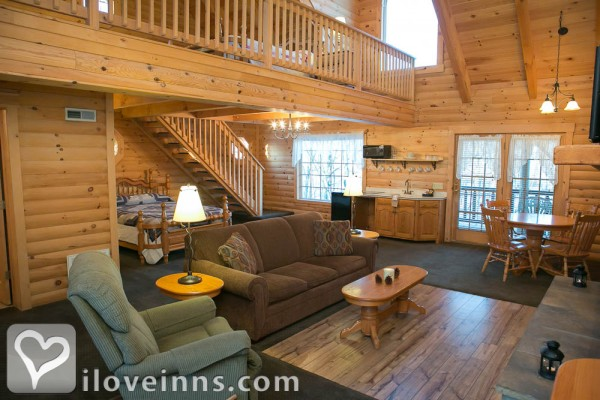 Amish country lodging cabins cottages suites in for Cabins amish country ohio