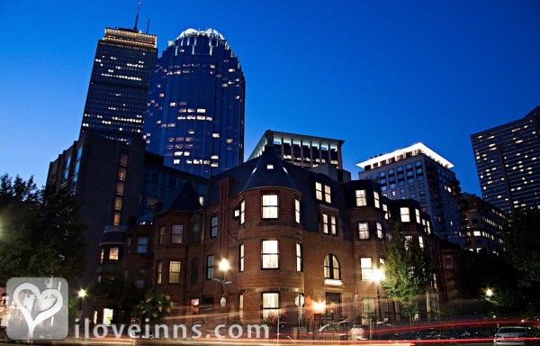 6 cambridge bed and breakfast inns cambridge ma for Historic hotels in boston