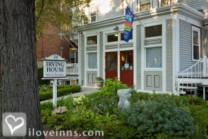 Irving House at Harvard Gallery