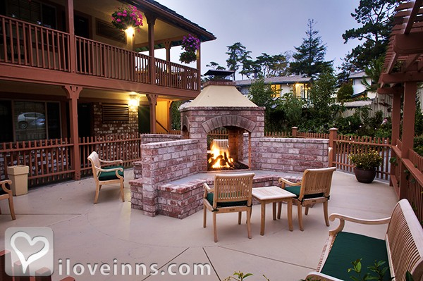 candle light inn in carmel california. Black Bedroom Furniture Sets. Home Design Ideas