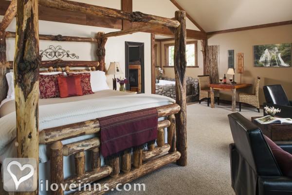 Carson Ridge Luxury Cabins Gallery