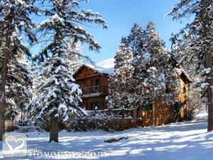 Rocky Mountain Lodge Cabins In Cascade Colorado