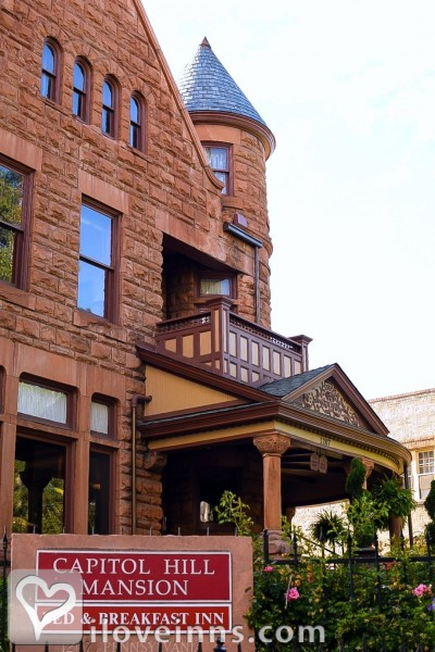 Capitol Hill Mansion Bed Amp Breakfast In Denver Colorado