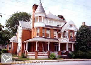 Bechtel Victorian Mansion B&B Inn Gallery