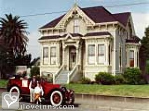3 eureka bed and breakfast inns eureka ca for Cabine eureka ca