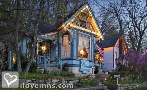 Cliff Cottage Inn - Luxury B&B Suites & Historic Cottages Gallery