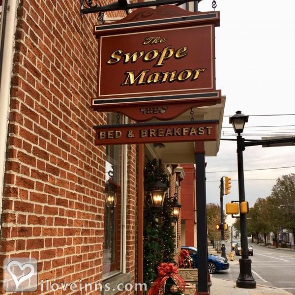The Swope Manor Bed & Breakfast Gallery