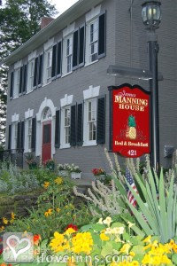 James Manning House Gallery