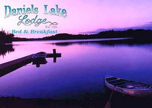 Daniels Lake Lodge B&B Gallery