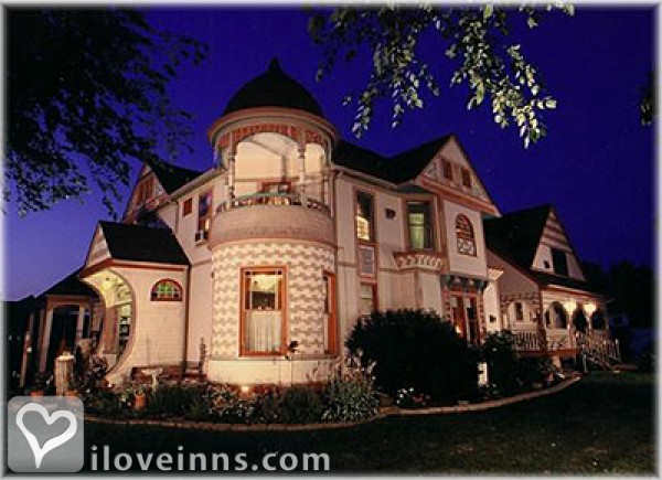 Historic Scanlan House Bed and Breakfast Inn Gallery
