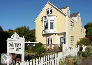 Headlands Inn Gallery
