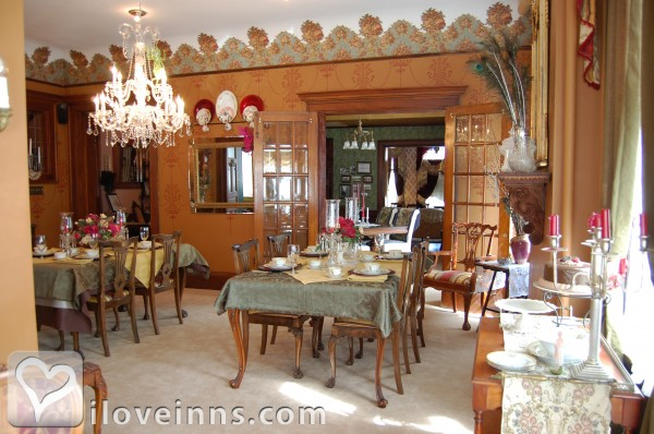 Schuster Mansion Bed & Breakfast Gallery