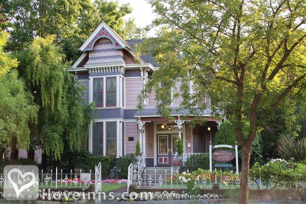 Hennessey House-Napa's 1889 Queen Anne Victorian B&B Gallery
