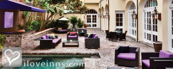 Hotel Le Marais French Quarter Gallery