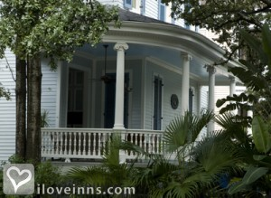 Sully Mansion Garden District In New Orleans Louisiana