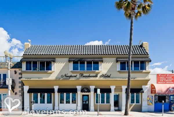 Newport Beach Hotel Gallery