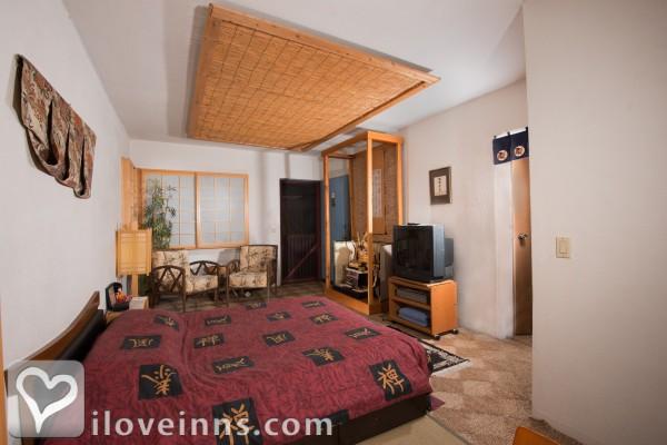 Sakura japanese b b inn in palm springs california for Bed and breakfast tokyo