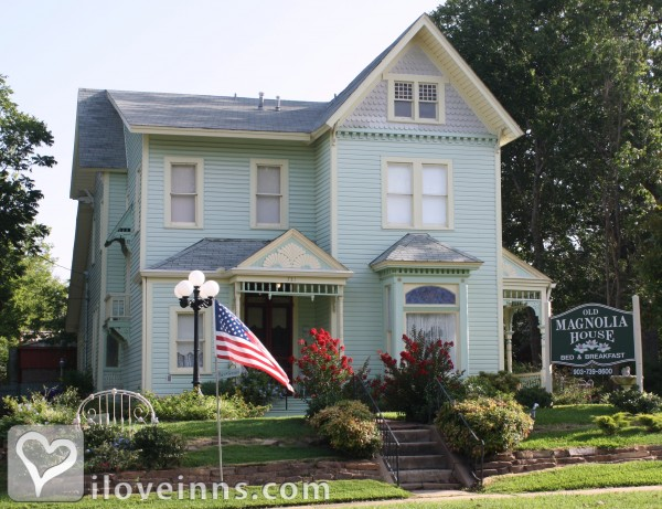 Magnolia House Bed And Breakfast Texas Fredericksburg Tx