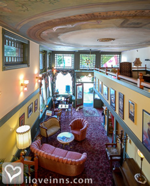 Palace Hotel Port Townsend Rooms
