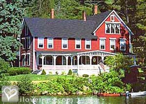 Lake House at Ferry Point Gallery