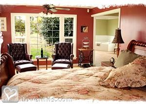 Cedar View Winery Sequoia View Bed Breakfast Review