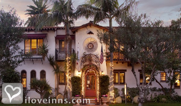 6 Santa Barbara Bed And Breakfast Inns Santa Barbara Ca