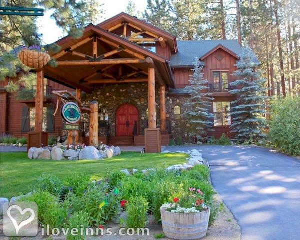 Black Bear Bed And Breakfast Lake Tahoe