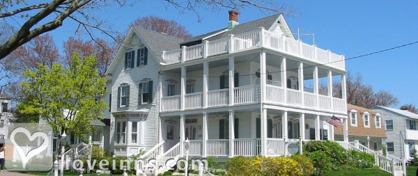 White Lilac Bed And Breakfast Spring Lake Nj