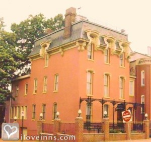 Mt. Vernon Square Bed and Breakfast Gallery