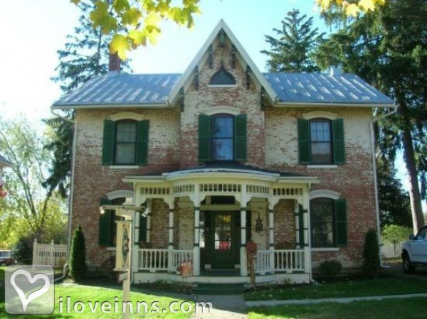 2 wooster bed and breakfast inns wooster oh for Bed and breakfast for sale in tennessee